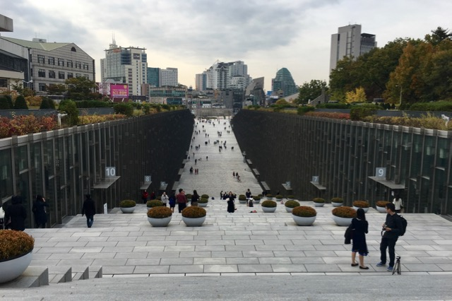Ewha Womans University Campus Complex