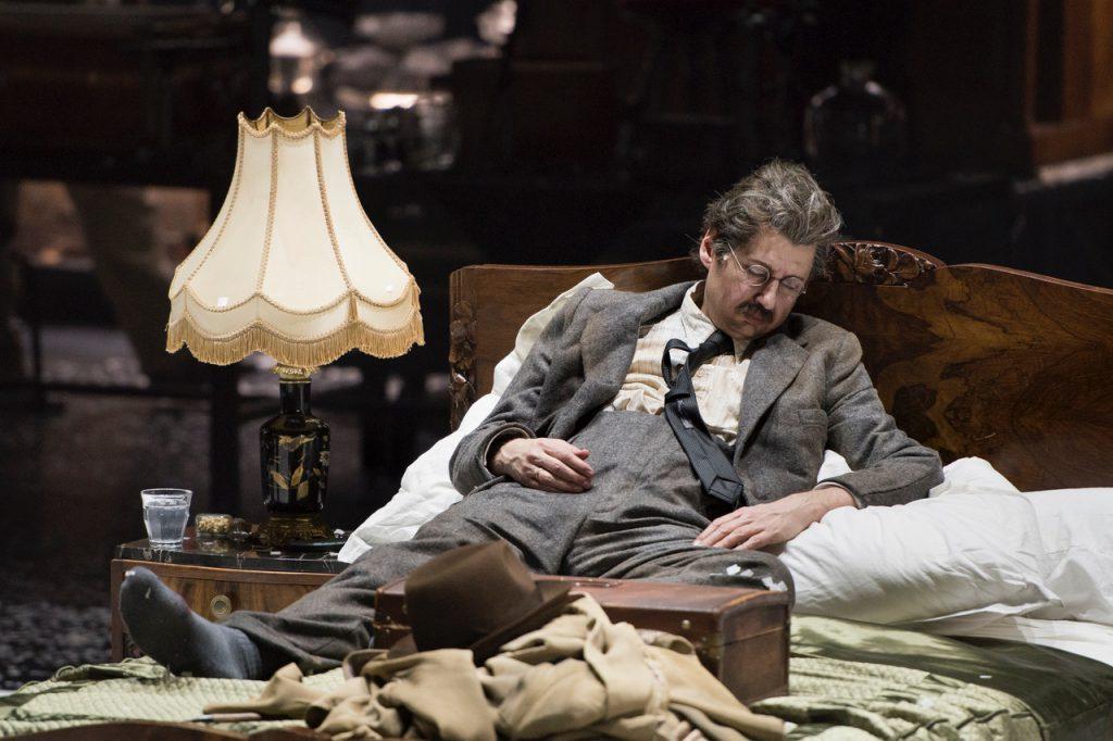 "Benjamin. Dernière Nuit"", Oper von Michel Tabachnik"