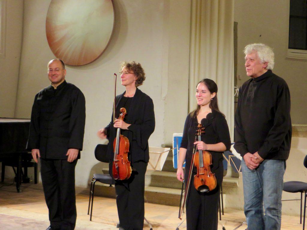 Das Q3G Drei-Generationen-Quartett