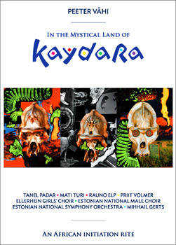 In the Mystical Land of Kaydara, DVD-Cover