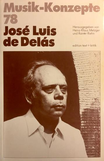 José Luis de Delás, Musik-Konzepte