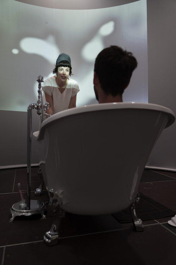 Münchener Biennale 2018: Bathtub Memory Project