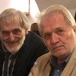 Helmut Lachenmann und Peter Eötvös