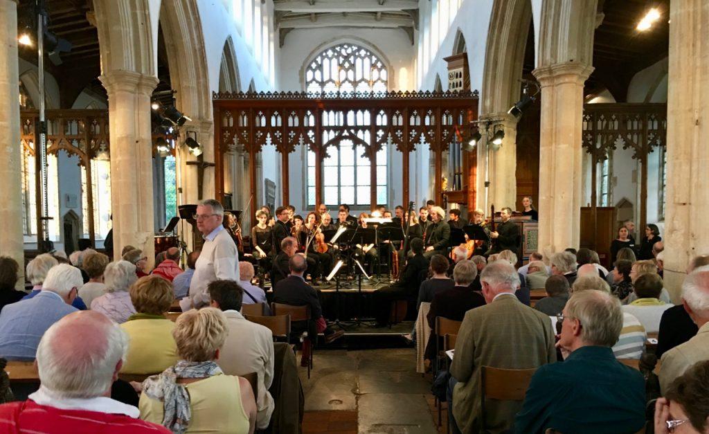 Aldeburgh Festival: Konzert in Blythburgh