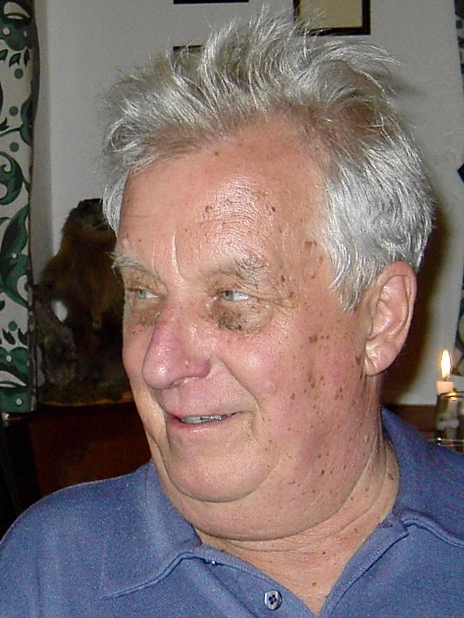 Dieter Schnebel 2005