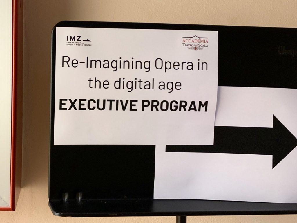 Oper und digitale Medien: Hier geht's zur Tagung.