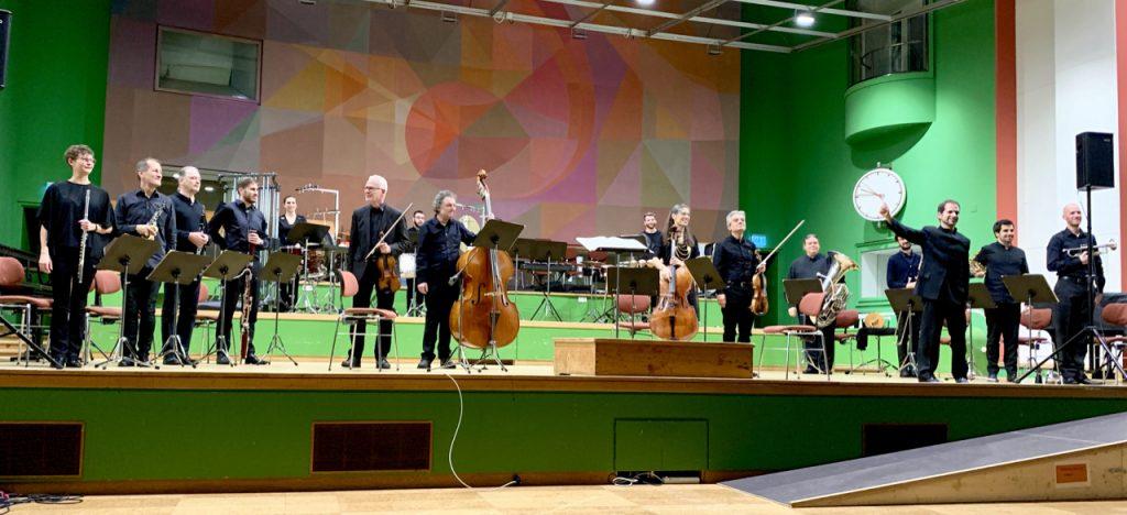 DDR-Avantgarde - Konzert des Collegium Novum Zürich