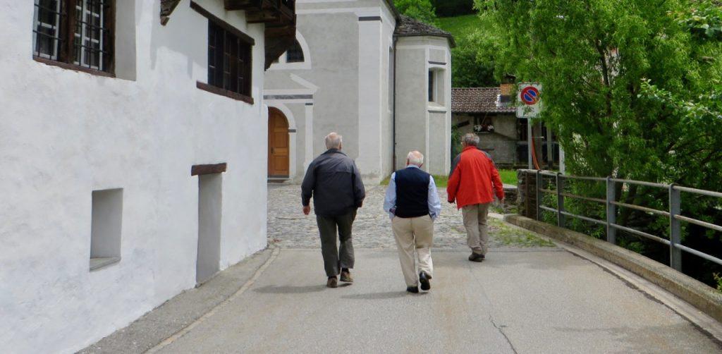 Calancatal, Val Calanca, Cauco