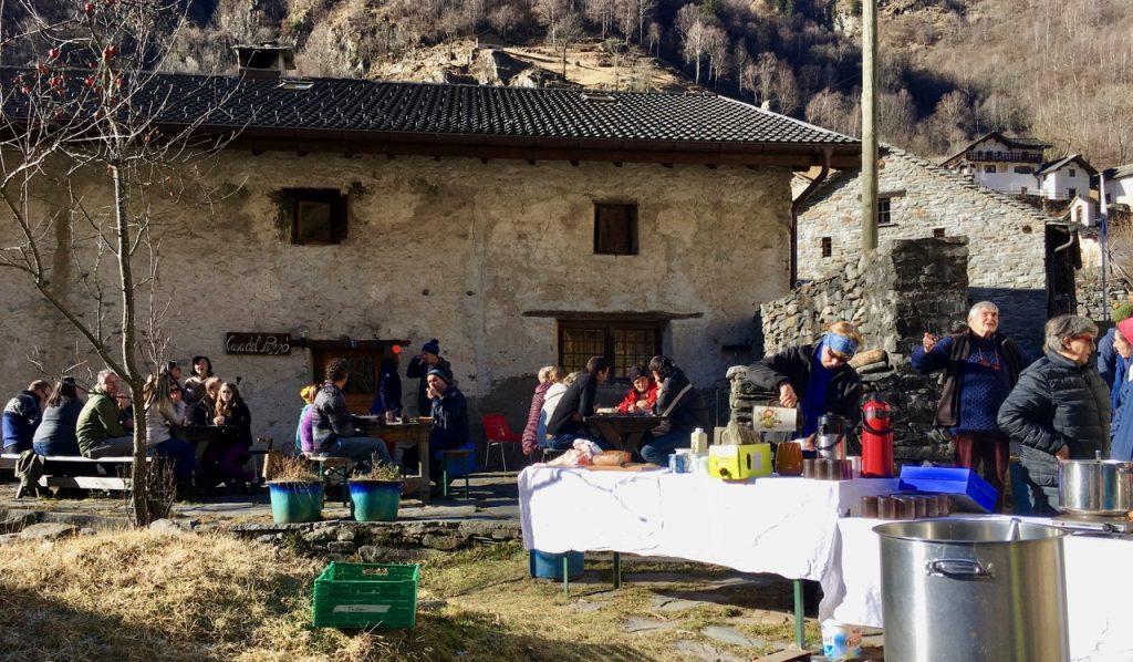 Calancatal Val Calanca Casa delle esploratrici
