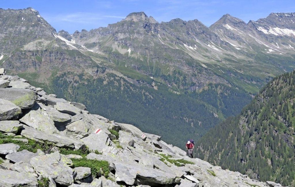 Val Calanca / Calancatal: Sentiero Alpino