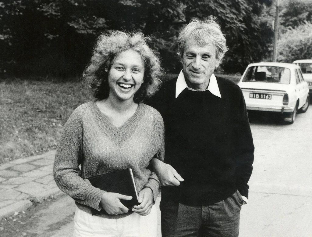 Bettina Skrzypczak, Iannis Xenakis