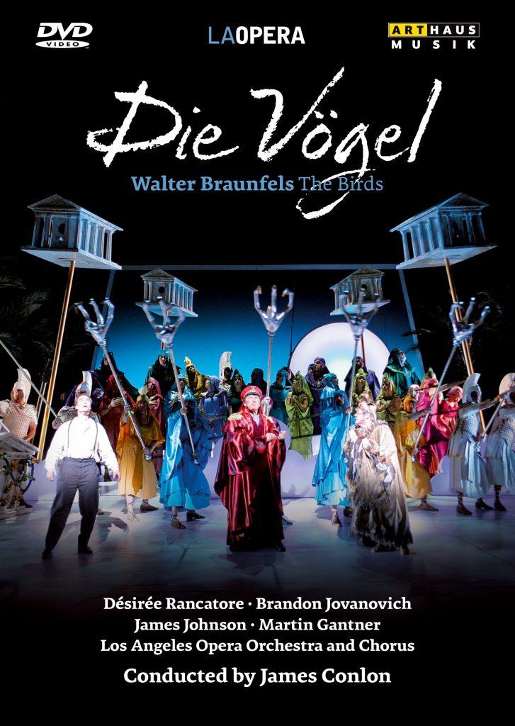 Walter Braunfels: Die Vögel (DVD Arthaus)