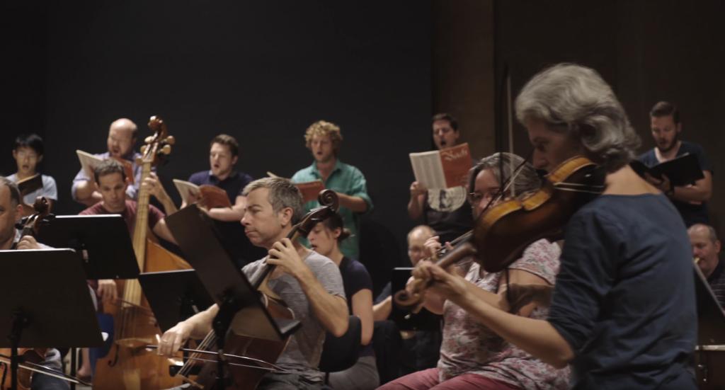 Bachakademie Stuttgart: Die Gaechinger Cantorey