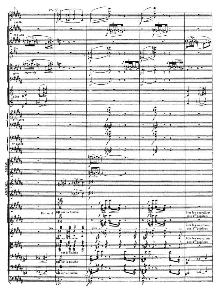 """Debussy, """"Sirènes"""": die weibliche Stimme aus anderer Perspektive"""