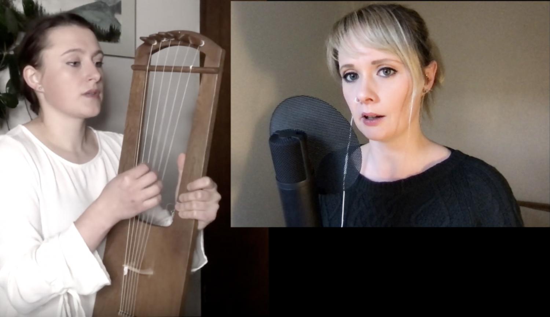 Riddle Songs, Hanna Marti und Stef Conner